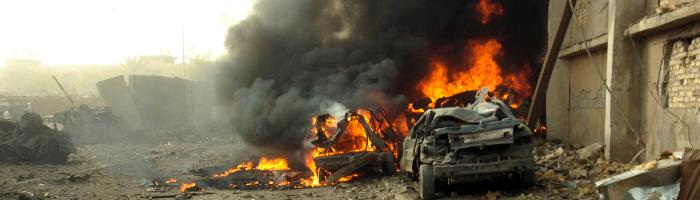 Terrorisme Irak (Creative Common)