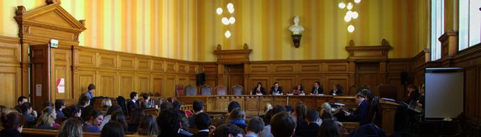 Tribunal Strasbourg