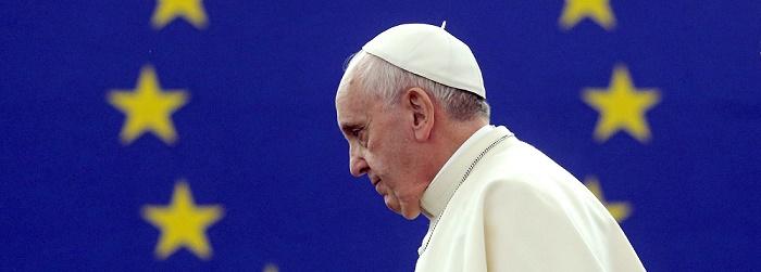 FRANCE-EU-VATICAN-POPE-VISIT